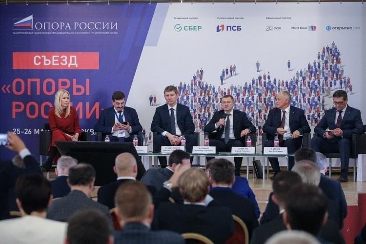 Павел Сигал выступил за увеличение отраслей бизнеса для господдержки